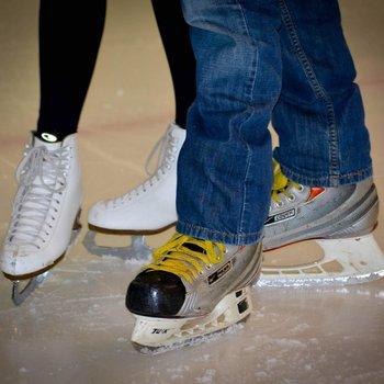 Где покататься на коньках и фигурное катание