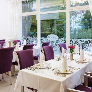 Рестораны и кафе в Марианских Лазнях