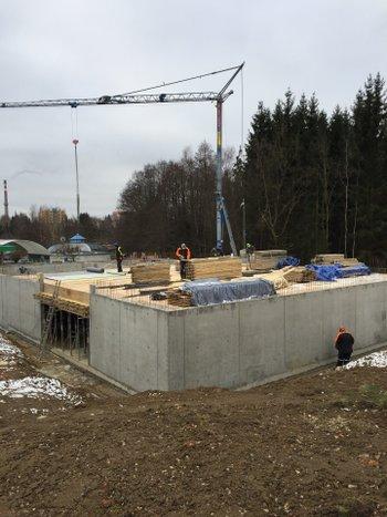 Nový projekt Residence Green Garden