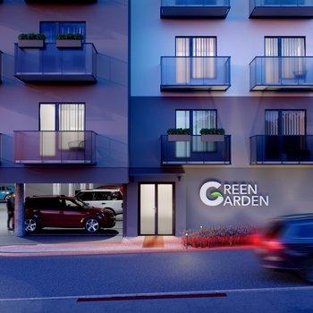 Green Garden - Nový developerský projekt