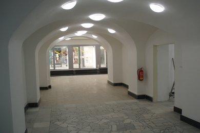 Pronájem historických prostor v Šumperku, Ev.č.: 1550