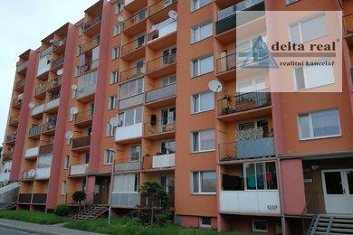 Převod uživatelských práv panelového bytu 1+1 v Šumperku, Ev.č.: 5041