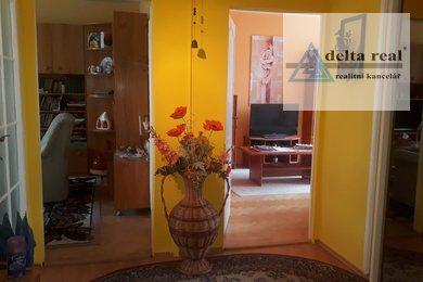 Prodej panelového bytu 1 + 3 v Šumperku., Ev.č.: 1602a