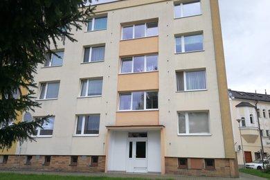 Prodej panelového bytu 1+1 v Šumperku, Ev.č.: 5046