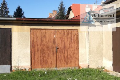 Pronájem garáže v Šumperku, Ev.č.: 5048