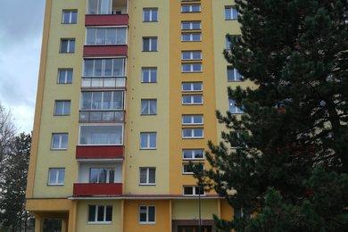 Prodej panelového bytu 1 +3 v Šumperku, Ev.č.: 1604