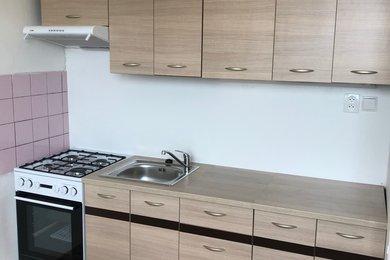 Pronájem panelového bytu 1 + 1 v Šumperku, Ev.č.: 5060