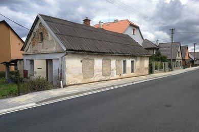 Prodej staršího rodinného domu v Dolních Studénkách, Ev.č.: 1612