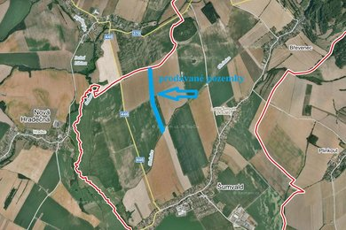 Prodej pozemků v Šumvaldu, Ev.č.: 1613b