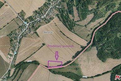 Prodej pozemků v Šumvaldu-Břevenci, Ev.č.: 1613c