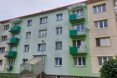Prodej panelového bytu 1 + 3 v Šumperku na ulici Bří. Čapků, Ev.č.: 5068