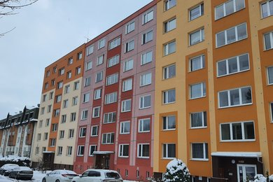 Prodej panelového bytu 1 + 2 v Šumperku na Gagarinové ulici, Ev.č.: 1615