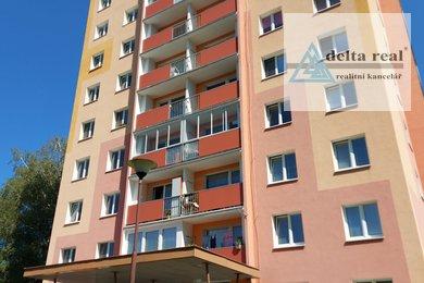 Prodej panelového bytu 1 + 1 v Šumperku na ulici Fibichova, Ev.č.: 1616