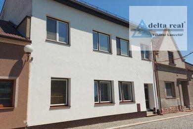 Prodej rodinného domu v historickém centru Litovle, Ev.č.: 5073