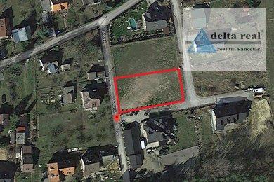 Prodej stavebního pozemku v obci Svinaře - místní část Halouny, Ev.č.: 1618