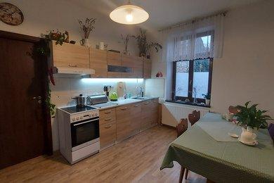 Pronájem nového zděného bytu 1 + 2 v centru Šumperka, Ev.č.: 1619