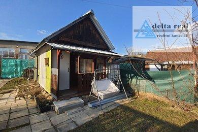 Prodej zahrádky s chatkou na okraji Šumperka, Ev.č.: 5075