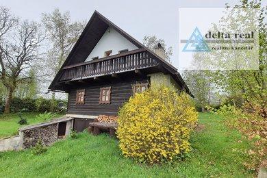 Pronájem zařízené horské rekreační chalupy na Vojtíškově, Ev.č.: 5079
