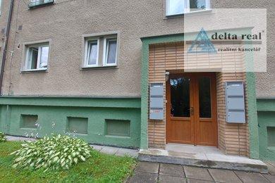 Pronájem zděného bytu 1 + 2 v Šumperku, Ev.č.: 1626