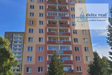 Prodej panelového bytu 1 + 1 v Šumperku, Ev.č.: 5086