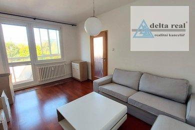 Pronájem zařízeného panelového bytu 1+3 v Šumperku, Ev.č.: 5087