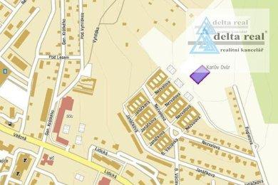 Prodej pozemku na okraji Šumperka, Ev.č.: PO823b