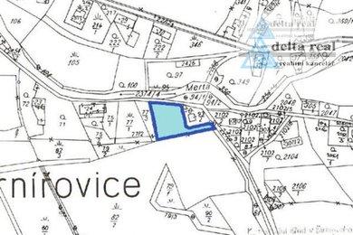 Prodej pozemku ve Vernířovicích, Ev.č.: PO943