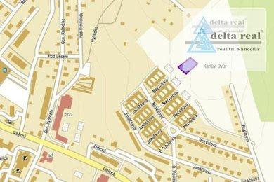 Prodej pozemku na okraji Šumperka, Ev.č.: PO823a