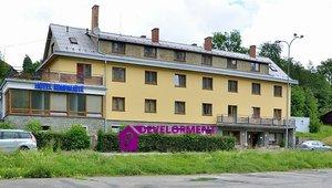 Prodej, Hotel, 4074 m² - Letovice
