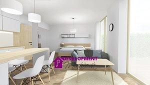Prodej, Byty 1+kk, 42,8 m² - Boskovice