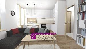 Prodej, Byty 2+kk, 52 m² s balkónem - Boskovice