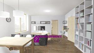 Prodej, Byty 2+kk, 56,3 m²  - Boskovice