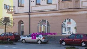 Pronájem, obchodní prostory, Masarykovo náměstí, Letovice