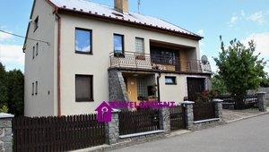 Prodej, Rodinné domy, 667m² - Obora,okres Blansko