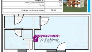 Prodej, Atypické byty, 1+kk, 32 m²