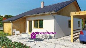 Dům na klíč - Taša 4+kk, 106m²