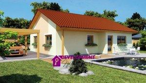 Dům na klíč - Bára 4+1, 126m²