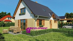 Dům na klíč - Iva 4+kk, 83m²
