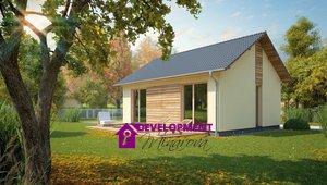 Dům na klíč - Lenka - Rostoucí dům do 121m²