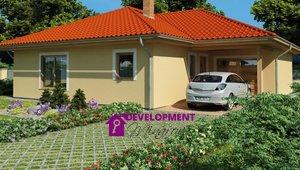 Dům na klíč - Martina 3+kk s garáží, 157m²