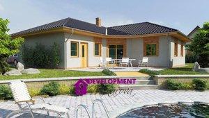 Dům na klíč - Iveta - 4+1 s garáží, 144m²