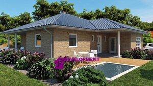 Dům na klíč - Hana 4+kk s garáží, 192m²