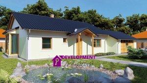 Dům na klíč - Isabela 4+kk+dvougaráž, 174m²