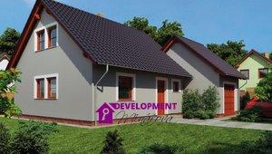 Dům na klíč - Tereza 4+kk s garáží, 125m²