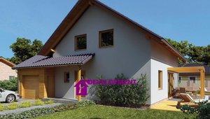 Dům na klíč - Pedro A 5+1 s garáží, 156m²