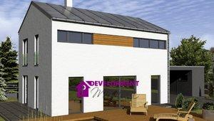 Dům na klíč - Michal 5+kk, 128m² vč.skladu