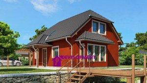 Dům na klíč - Renata 4+kk, 124m² -