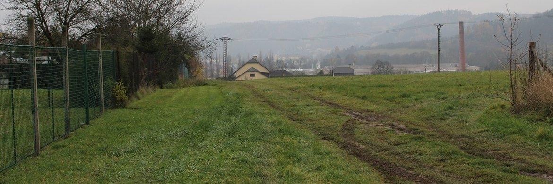 Pozemek pro výstavbu RD - Letovice
