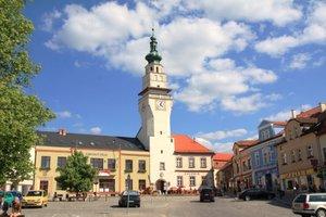 Byt 2+1 a větší  - Masarykovo náměstí V Boskovicích