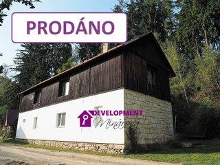 Prodej domu Jedlová u Poličky